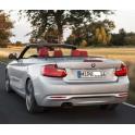 ATTELAGE BMW SERIE 2 CABRIOLET 2015- (F23) - RDSO demontable sans outil - attache remorque WESTFALIA