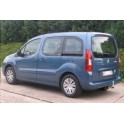 ATTELAGE CITROEN Berlingo Multispace Court 2008- - RDSO demontable sans outil - attache remorque WESTFA