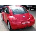 ATTELAGE VOLKSWAGEN New Beetle 1998- (et cabriolet(Sans radar de Recul) - RDSO demontable sans outil - WESTFAL