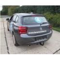 ATTELAGE BMW SERIE 1 2011- (F20 - 3/5 Portes) - Col de cygne - attache remorque WESTFALIA