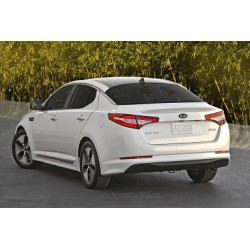 ATTELAGE KIA OPTIMA 2012- - RDSO demontable sans outil - attache remorque WESTFALIA