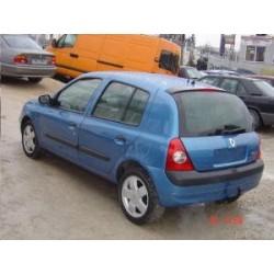 ATTELAGE RENAULT Clio II 1998-2005 ( Campus Sauf Clio Sport V6) Col de de cygne - WESTFALIA