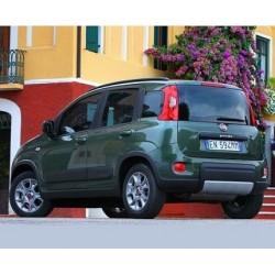 ATTELAGE FIAT PANDA 4X4 2012- (Sauf GPL) - Col de cygne - attache remorque WESTFALIA