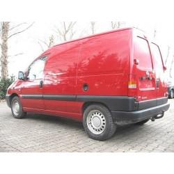 ATTELAGE Fiat Scudo Fourgon - Minibus Type 220 -2007 - Rotule equerre - attache remorque WESTFALIA