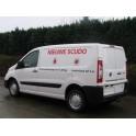 ATTELAGE Fiat Scudo II Fourgon 2007- (et Minibus) - RDSO demontable sans outil - attache remorque WESTFALIA