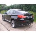 ATTELAGE BMW X6 2008-2014 (E71) Sauf Hybrides - RDSO demontable sans outil - attache remorque WESTFALIA