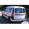 ATTELAGE DACIA Logan MCV 2006- (Break et Van) - Rotule equerre - attache remorque WESTFALIA