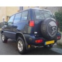 ATTELAGE FORD Maverick -1996 (4x4 court) - Rotule equerre - attache remorque WESTFALIA
