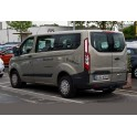 ATTELAGE FORD TRANSIT CUSTOM 2012- - RDSOH demontable sans outil - attache remorque WESTFALIA